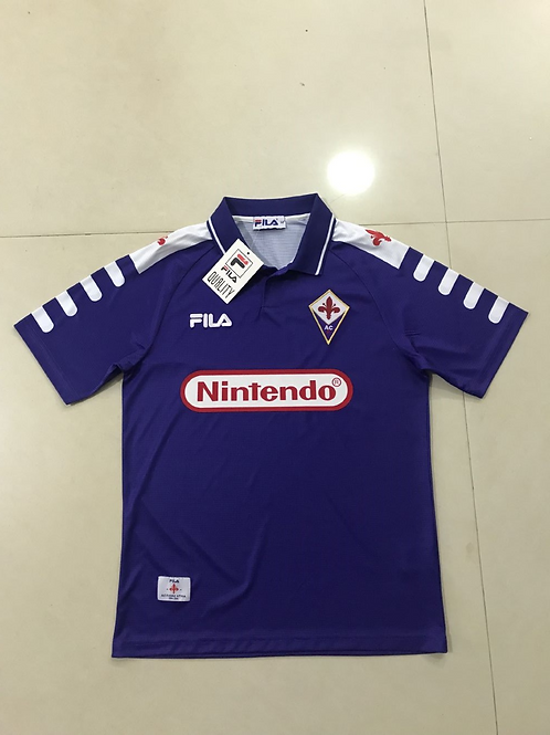 Fiorentina Nintendo