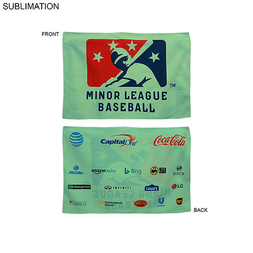 Custom Sponsor Rally Towel