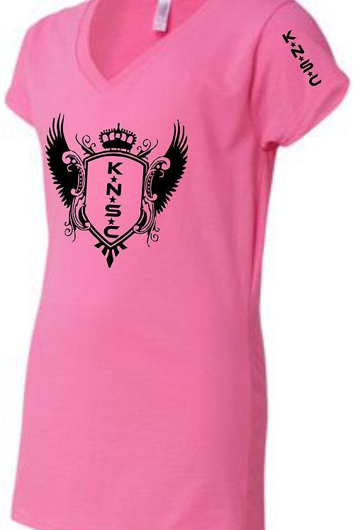 Lady Lion Shield Tshirt