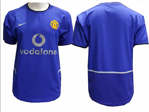 Man United 2004 Blue