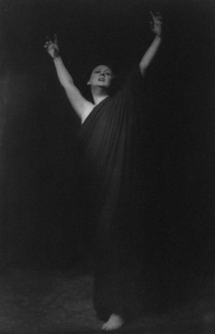 Isadora Duncan: Oakland's unrecognized revolutionary ©Arnold Genthe