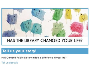 Tell the library how much you love it!