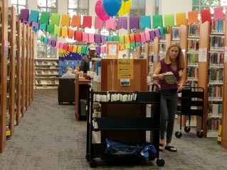 Dedication and passion: our library