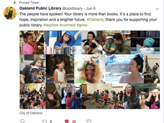 June Election Brings Renewed Commitment to the Library