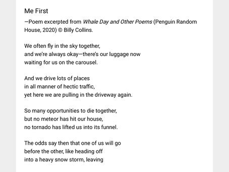 Poem a Day December #13