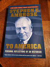 "My Thoughts: ""To America, Personal Reflections Of An Historian"""