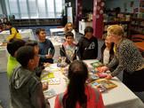 Reading Is Fundamental At John Adams Elementary School