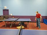 A Fun Saturday of Table Tennis