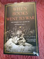 "AFRH Book Club on ""When Books Went To War"" Chapters 7-11"