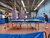 Another Sunday of Table Tennis