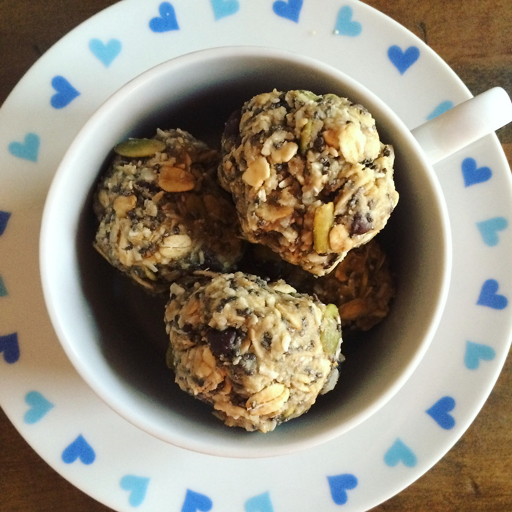 Easy no-bake cookies!