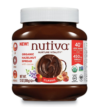organic vegan chocolate spread