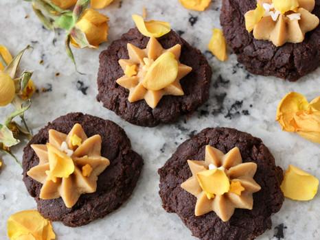 Pumpkin Fitness Cookies