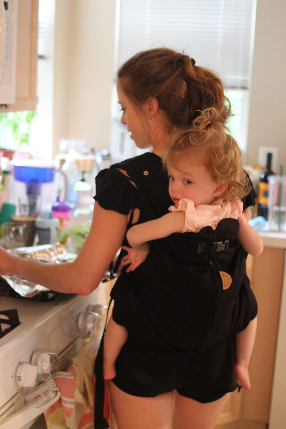 best baby and toddler carrier Weego