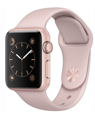 rose gold apple watch on sale