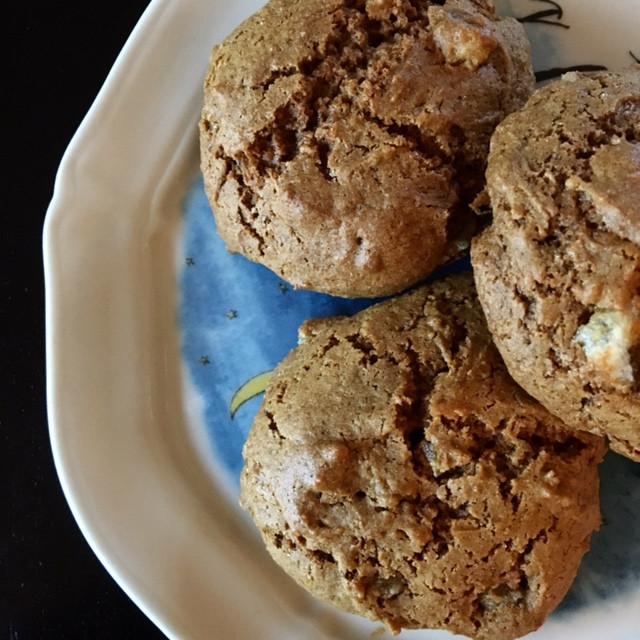 vegan gluten-free ginger cookies