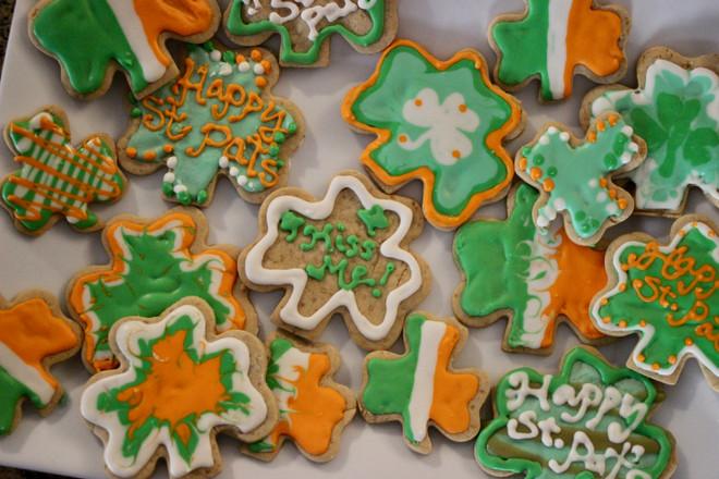 6 BEST Healthy St. Patrick's Day Desserts!