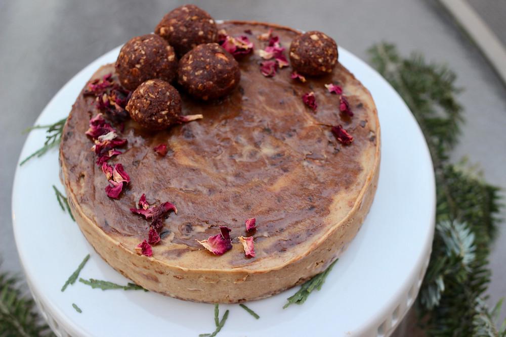 best ever paleo chocolate cinnamon cake
