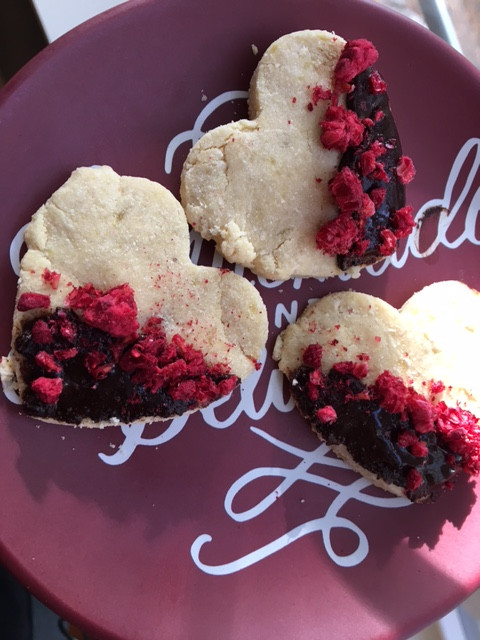 gluten-free sugar free cookies