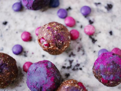 Superfood Protein Cookie Balls