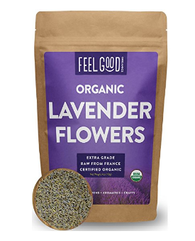 organic lavender for cooking or baking or crafts