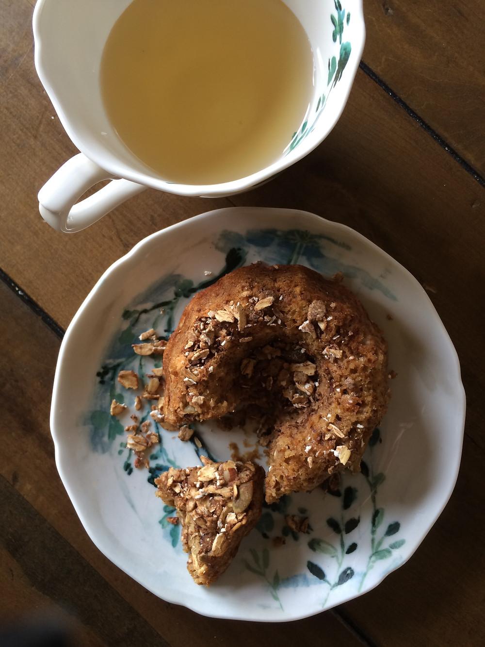 teatime bundt cake