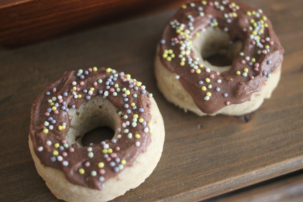 Gluten-Free Healthy Baked Donuts
