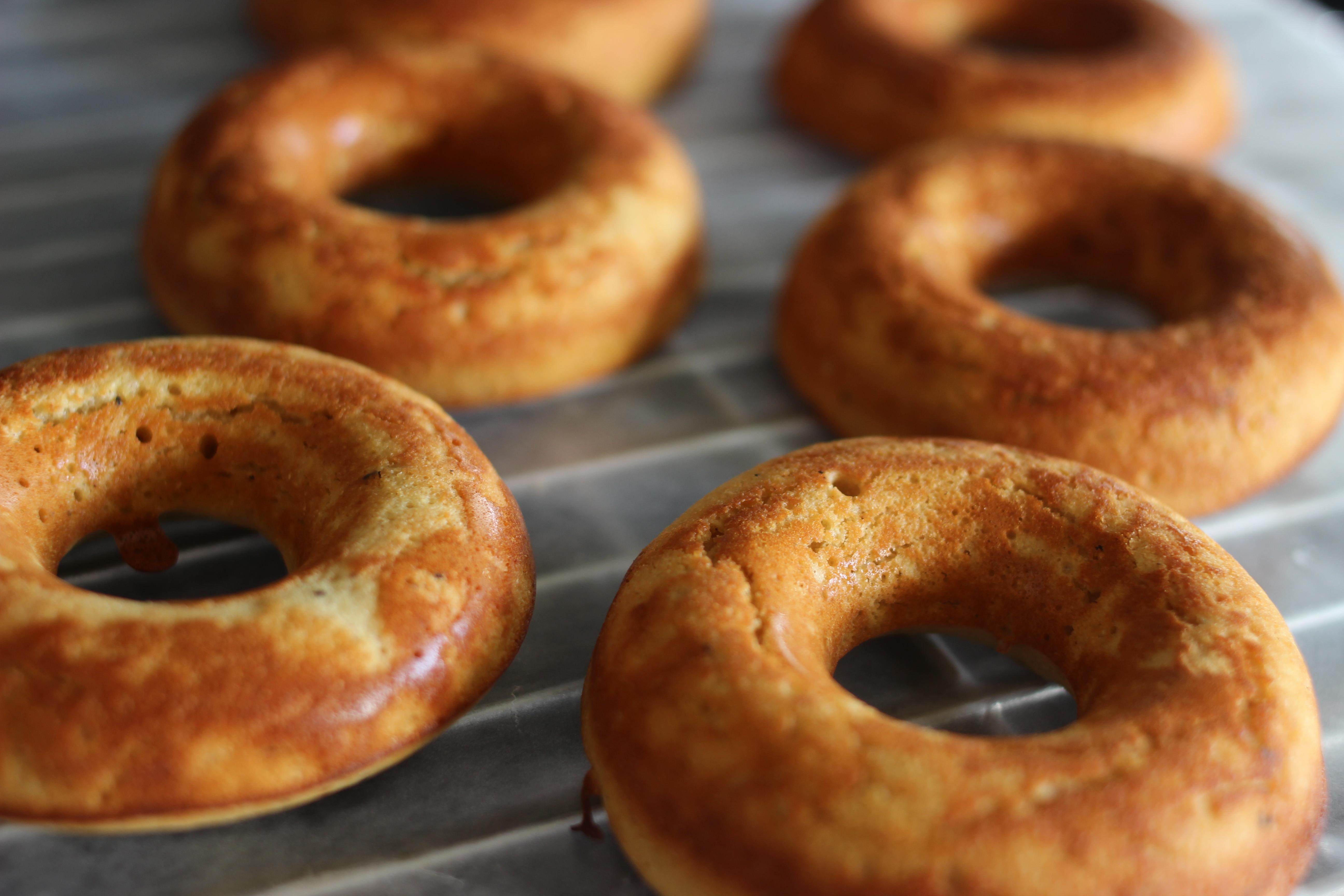 Allergen-Free Healthy Pumpkin Donuts