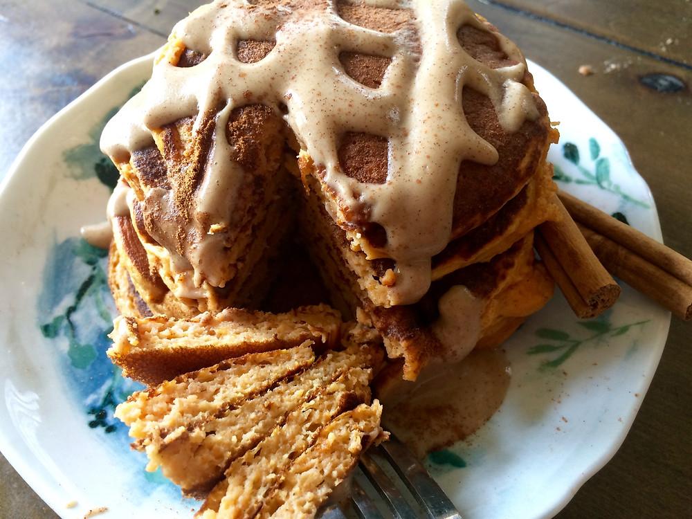 sweet potato pancakes gluten-free
