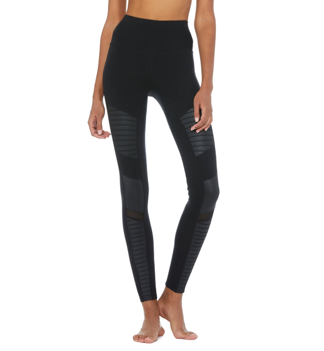 best price for alo yoga moto leggings