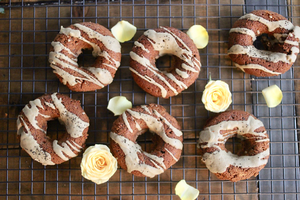 perfect paleo baked donuts