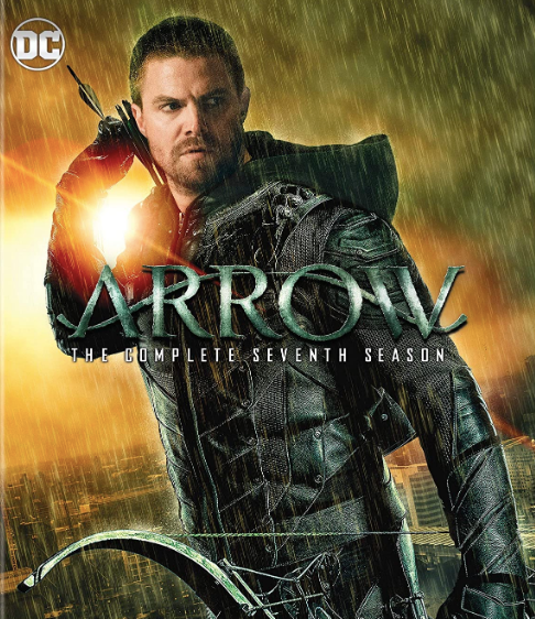 Arrow action show on Amazon