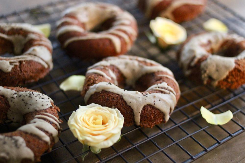 best vegan paleo coconut flour donuts