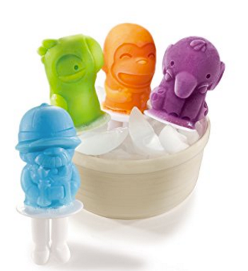 fun animal popsicle mold