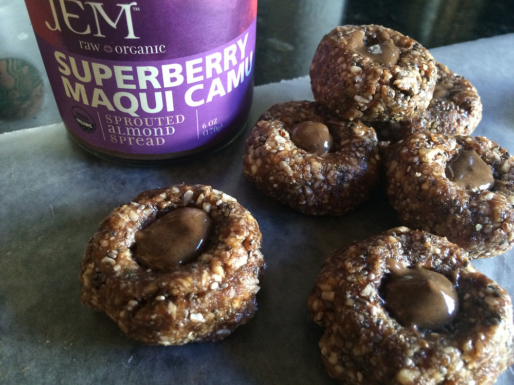 raw superfood cookies