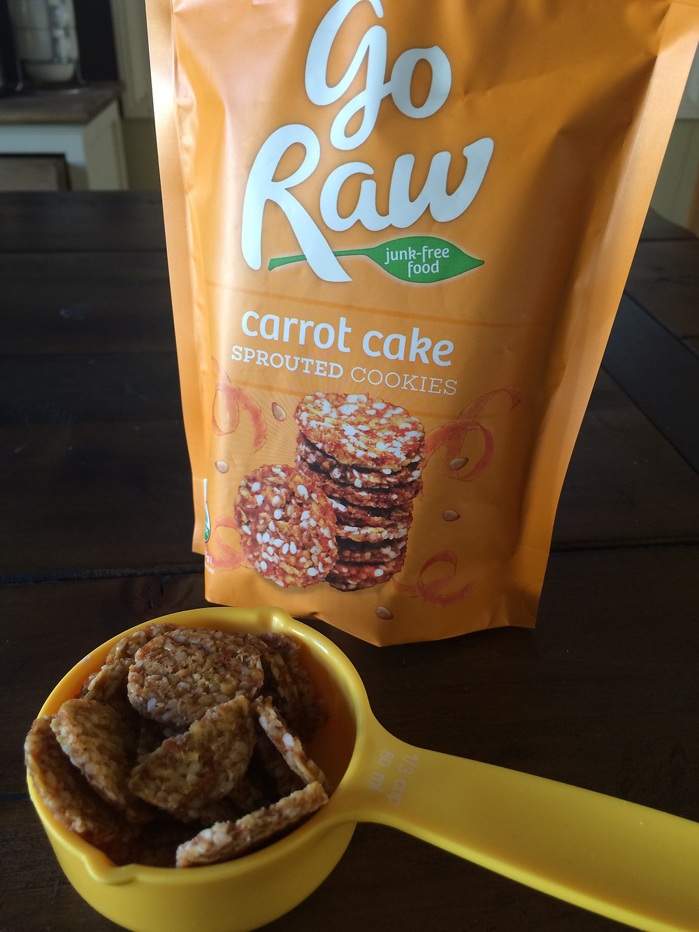 go raw sprouted carrot cake