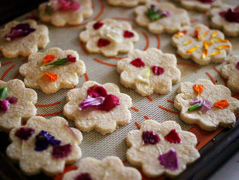 Plant-Based Tea Party Cookies