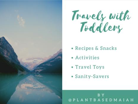 Healthy Road Trip & Sanity Savers