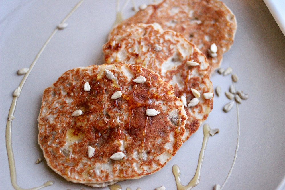easy healthy pancakes with rice flour
