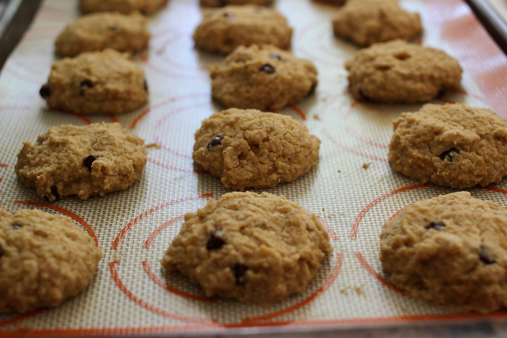 healthy energizing gluten-free cookies