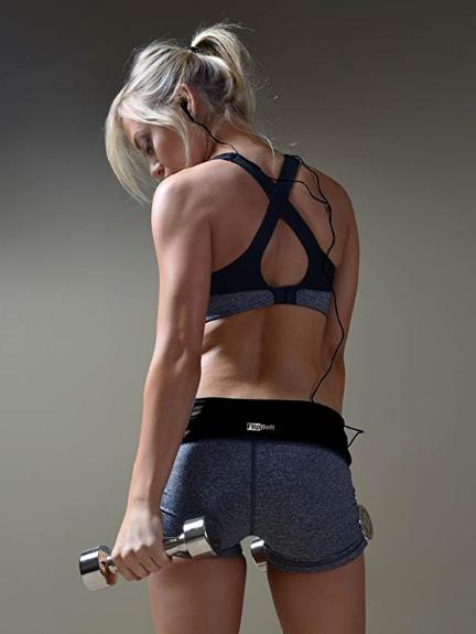 running belt flip belt