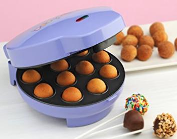babycakes mini donut hole cake pop maker