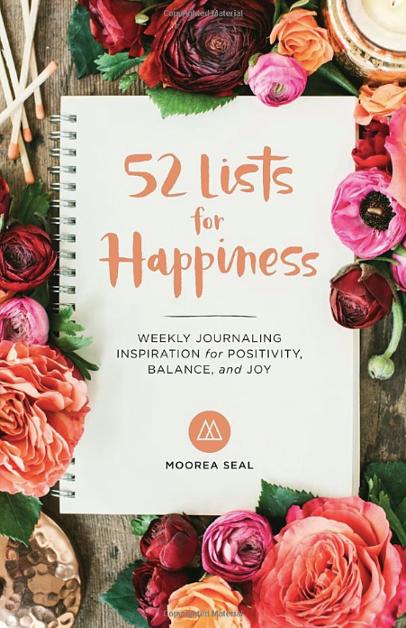 Journal for positivity, balance and joy in your life