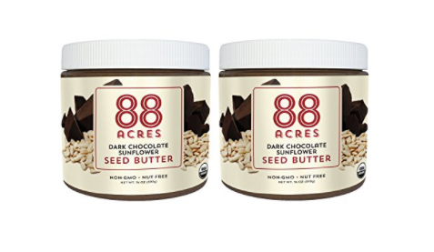organic chocolate sunflower seed butter