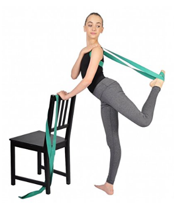 Superior Stretch Ballet Therapy Band for Flexibility