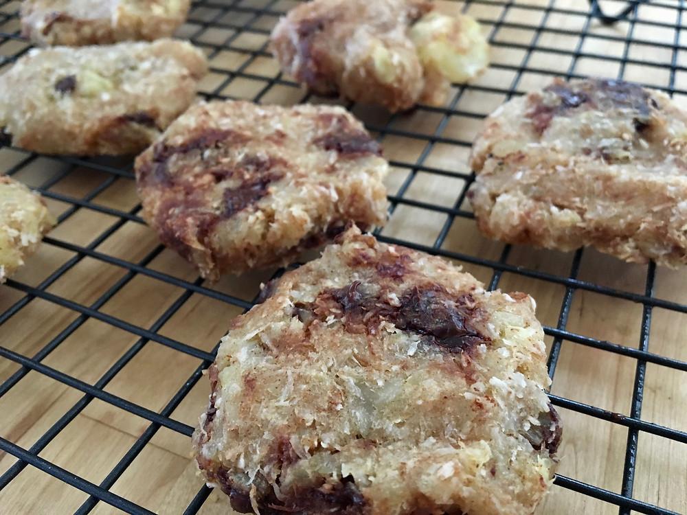 vegan paleo potato cookies