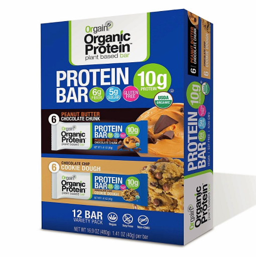 best vegan energy protein bars