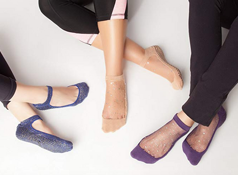 Ballet Shoes for Barre Class?