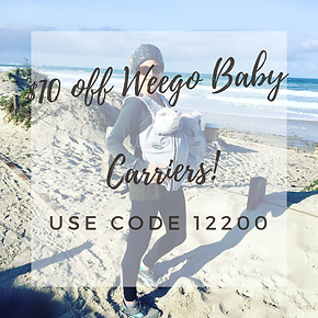 Weego Twin Baby Carrier Sale Coupon Code
