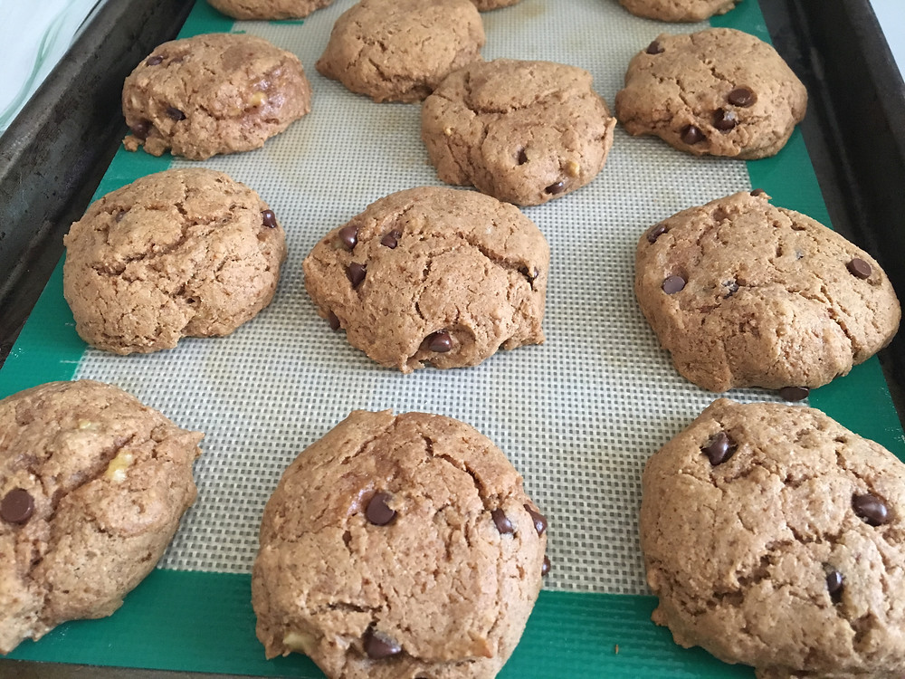 healthy vegan cookies